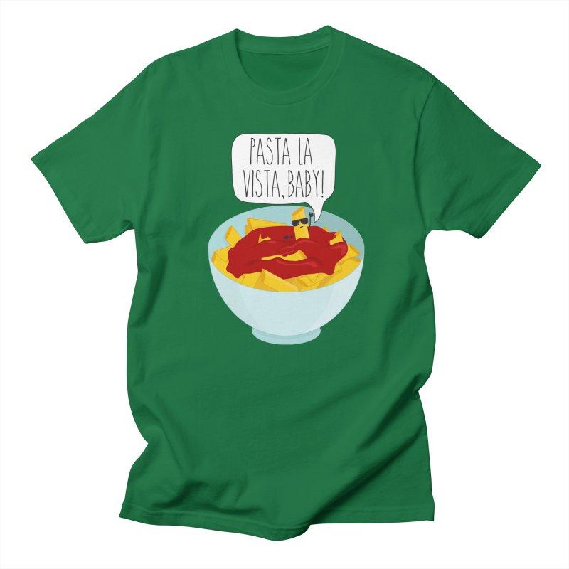 Pasta La Vista, Baby Women's Regular Unisex T-Shirt by CardyHarHar's Artist Shop