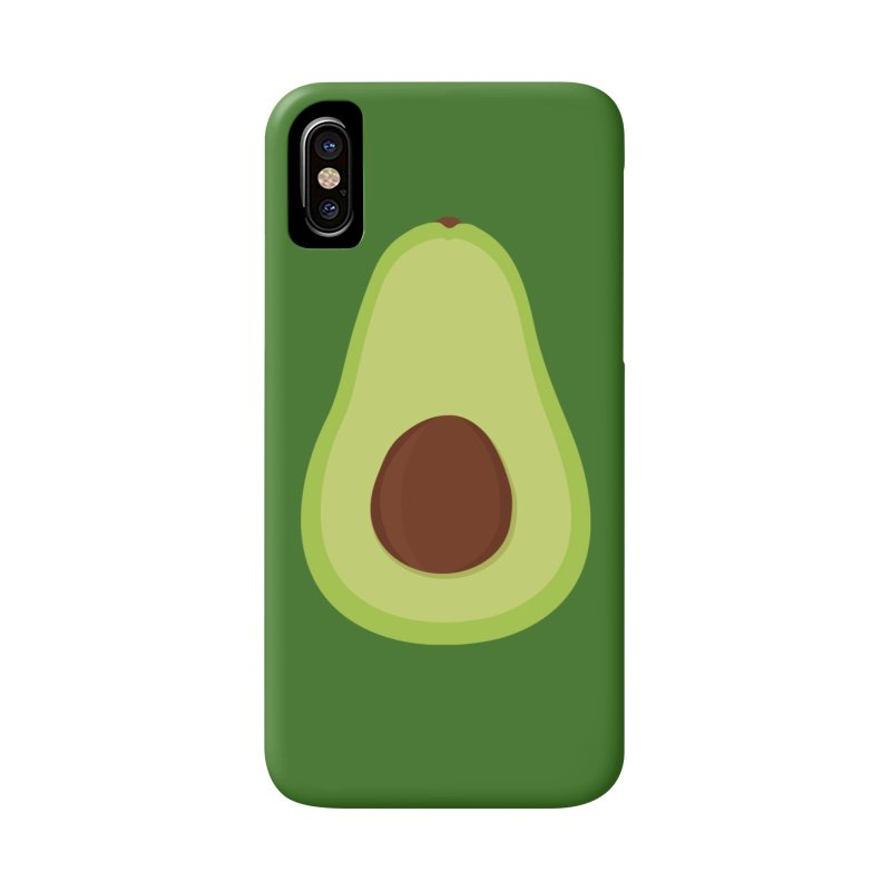 I'm an avocado! Accessories Phone Case by CardyHarHar's Artist Shop