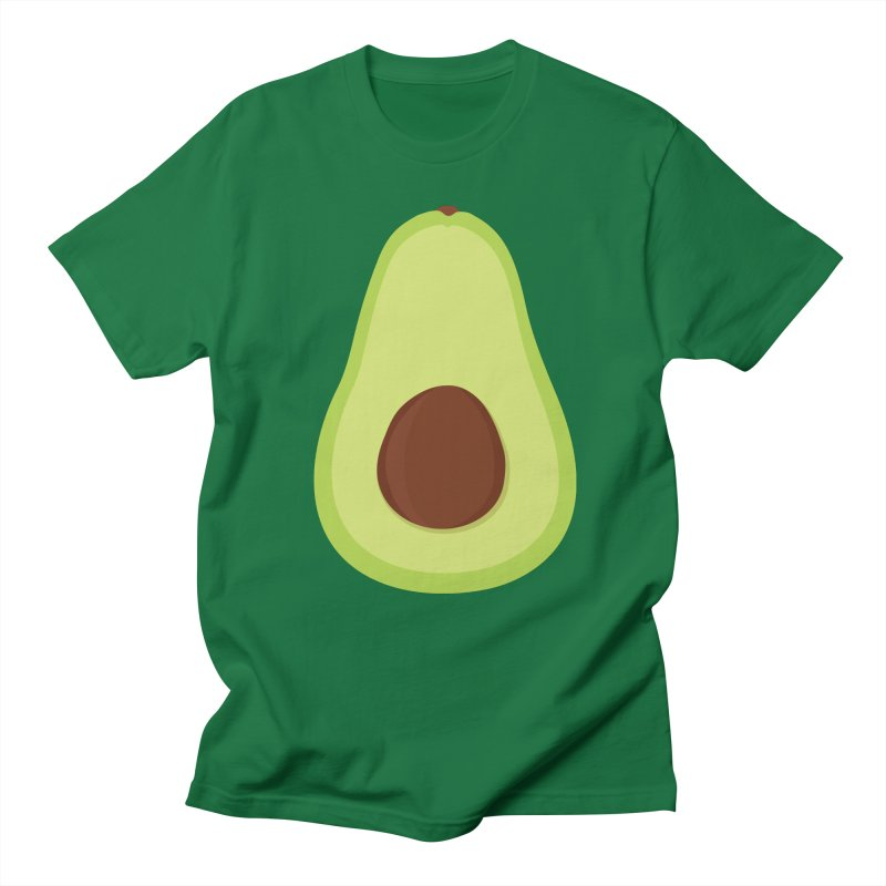 I'm an avocado! Men's Regular T-Shirt by CardyHarHar's Artist Shop