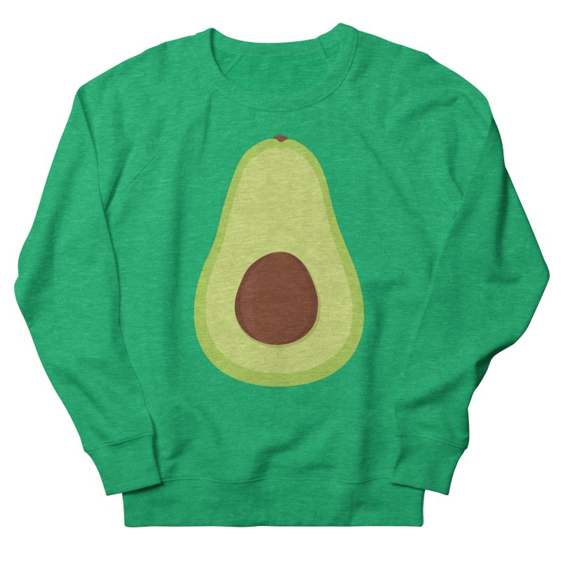 I'm an avocado! Men's French Terry Sweatshirt by CardyHarHar's Artist Shop