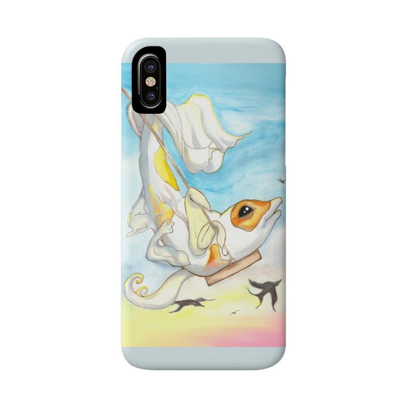 Fly High Butterfly Koi Phone Case Accessories Phone Case by CareyTale's