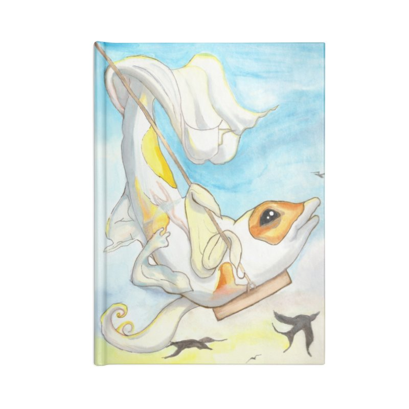Fly High Butterfly Koi Notebook in Blank Journal Notebook by CareyTale's