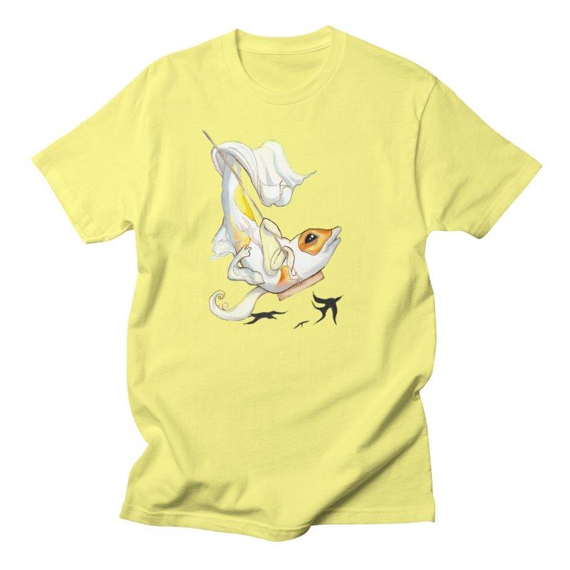 Fly High Butterfly Koi Shirt Women's T-Shirt by CareyTale's