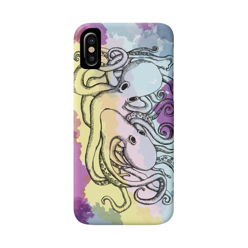 Octolove Phonecase Accessories Phone Case by CareyTale's