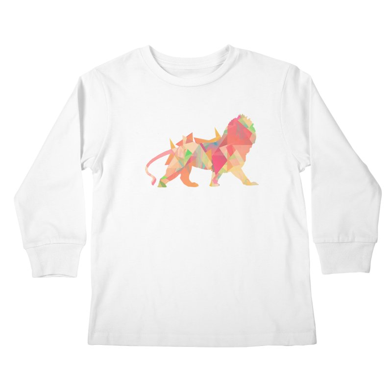 Poly Lion   by Carli's Artist Shop