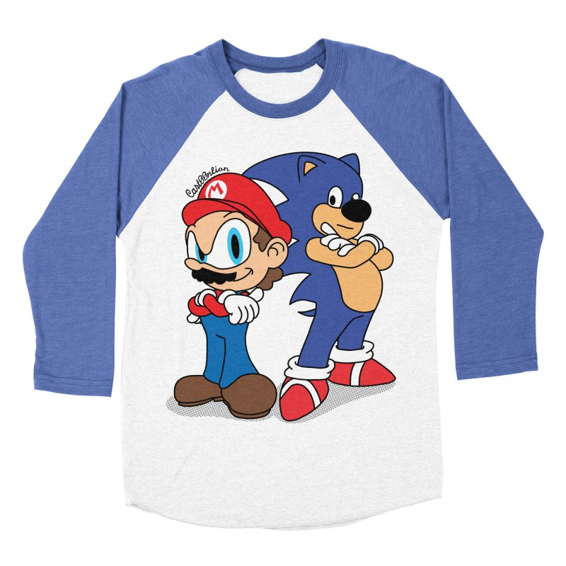 Maronic Men's Baseball Triblend T-Shirt by Cart00nlion's Artist Shop