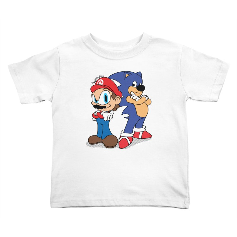 Maronic Kids Toddler T-Shirt by Cart00nlion's Artist Shop
