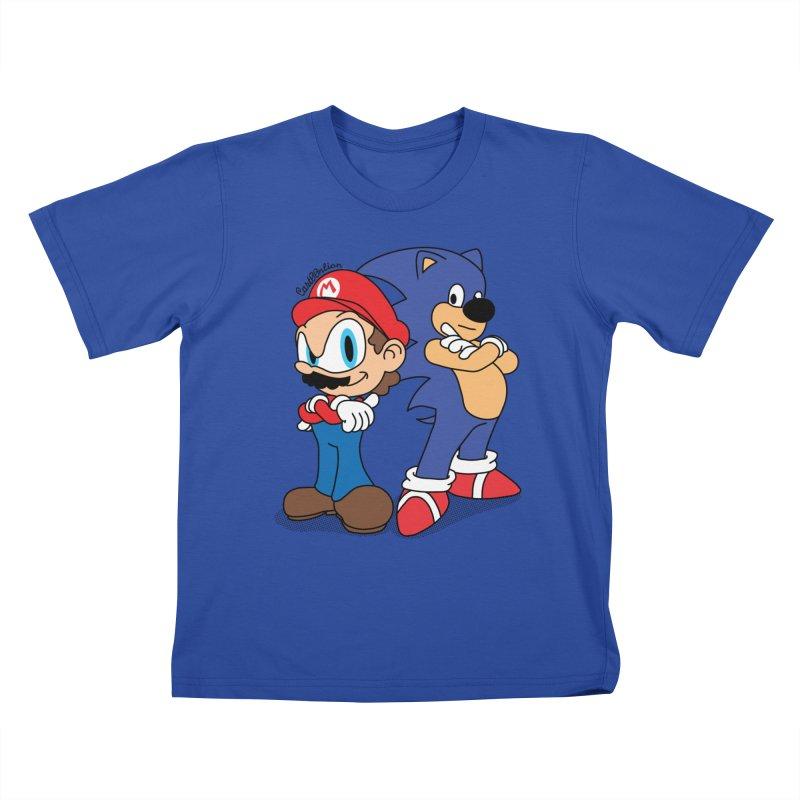 Maronic Kids T-shirt by Cart00nlion's Artist Shop