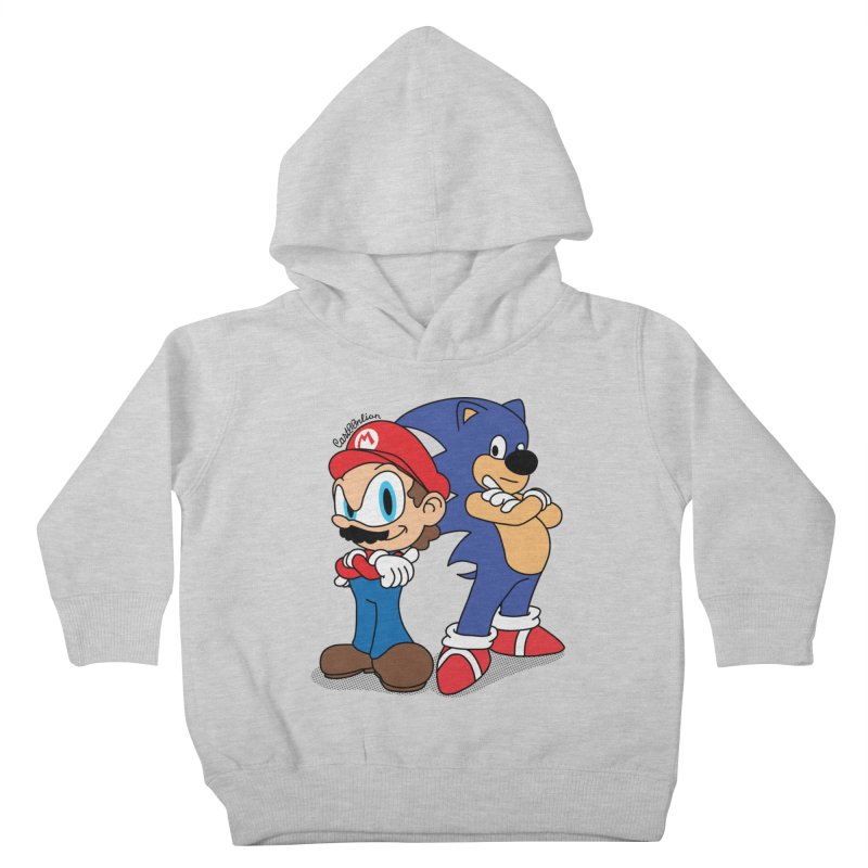 Maronic Kids Toddler Pullover Hoody by Cart00nlion's Artist Shop