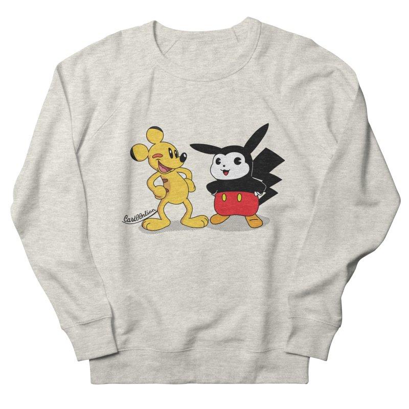 Mickachu Women's Sweatshirt by Cart00nlion's Artist Shop