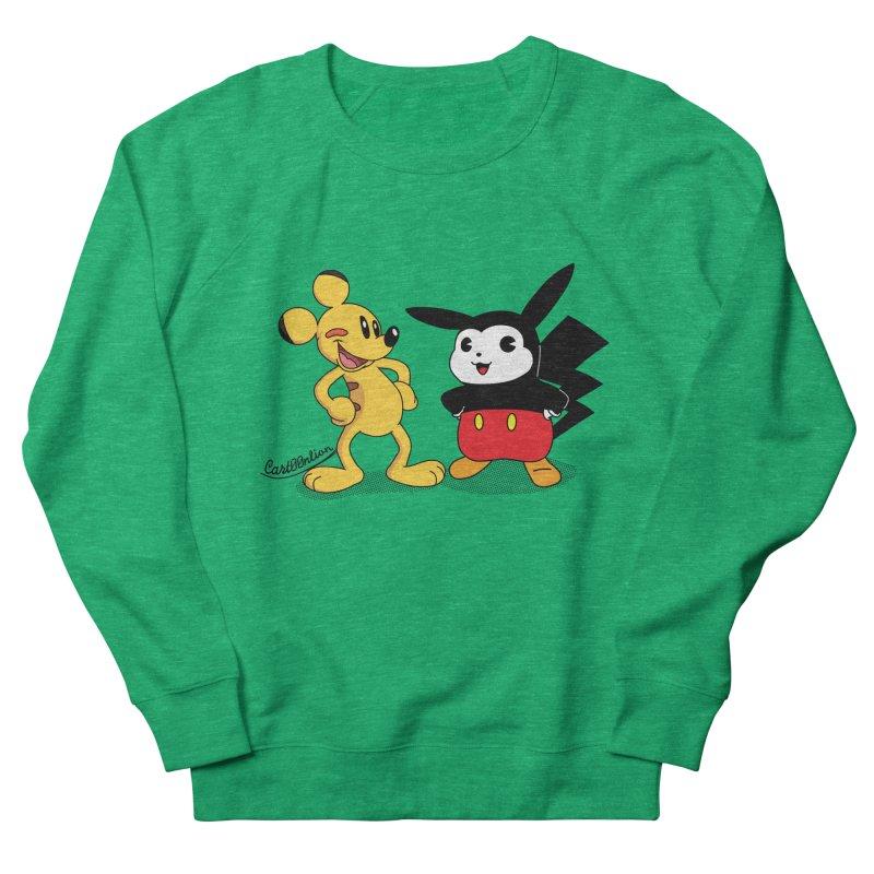 Mickachu Men's Sweatshirt by Cart00nlion's Artist Shop