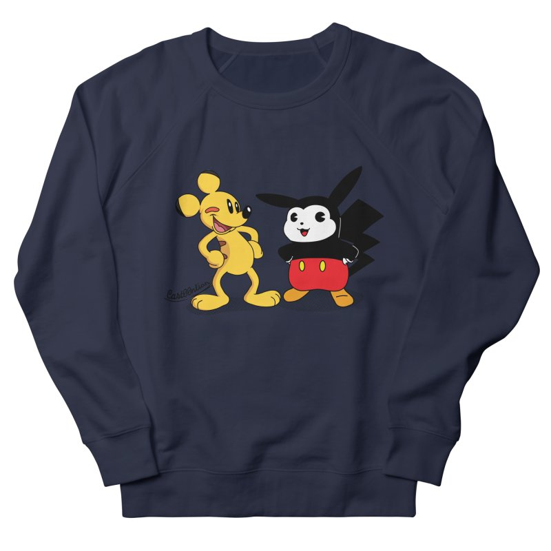 Mickachu Men's Sweatshirt by Cart00nlion's Artist Shop
