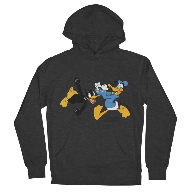 Mr. D. Duck Women's Pullover Hoody by Cart00nlion's Artist Shop