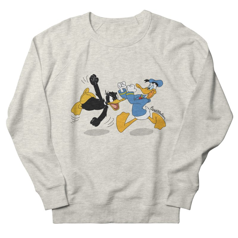 Mr. D. Duck Women's Sweatshirt by Cart00nlion's Artist Shop