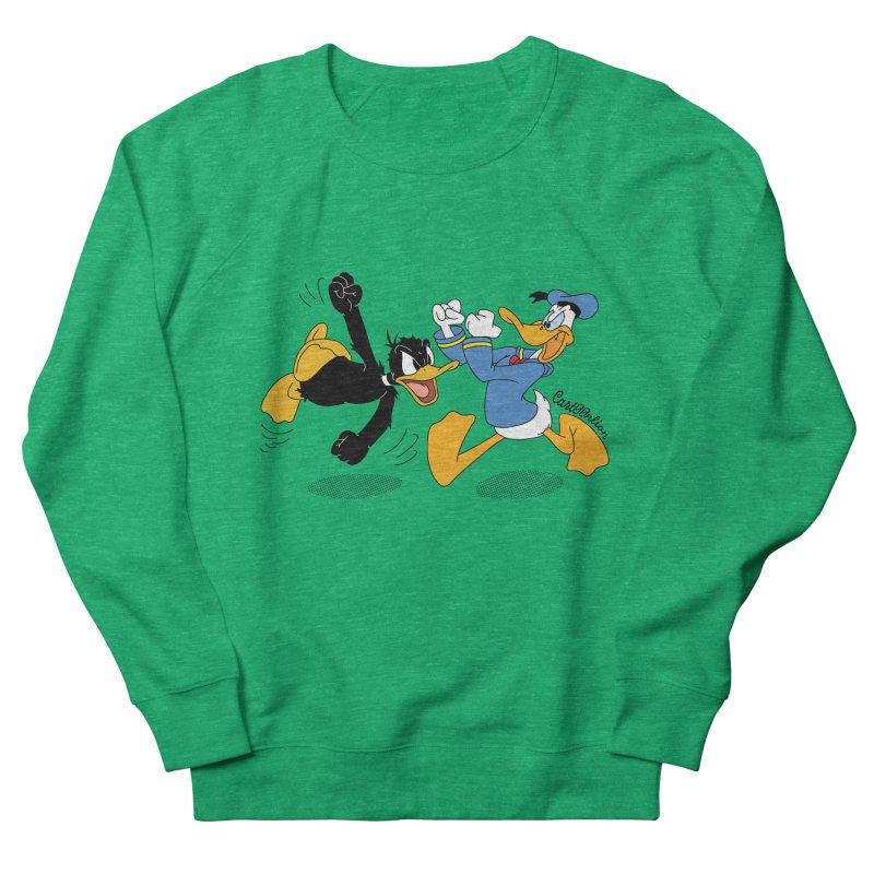 Mr. D. Duck Men's Sweatshirt by Cart00nlion's Artist Shop
