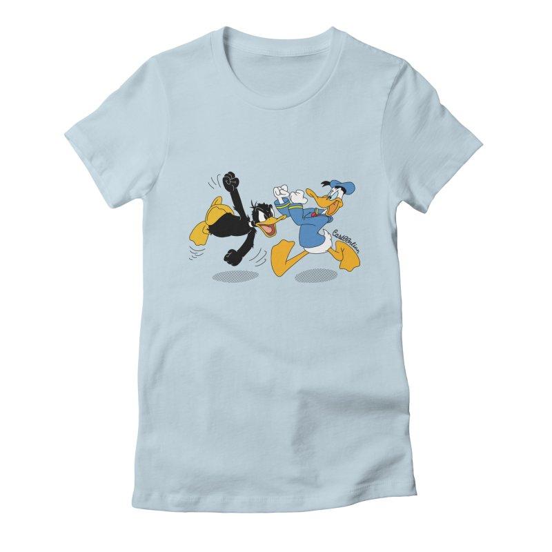 Mr. D. Duck   by Cart00nlion's Artist Shop