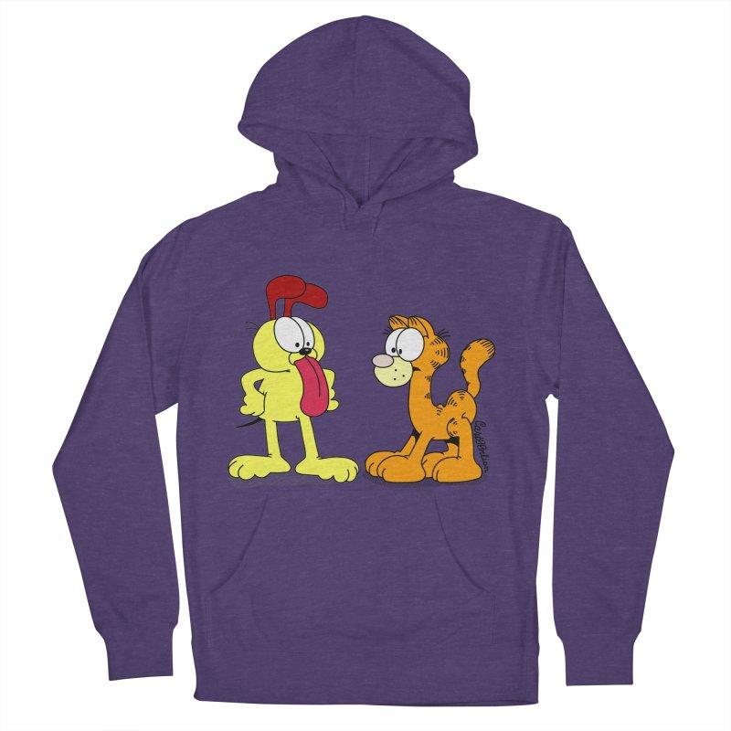 Oddfield Women's Pullover Hoody by Cart00nlion's Artist Shop