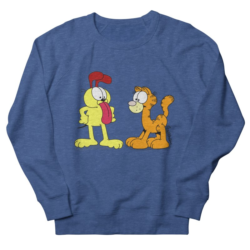 Oddfield Men's Sweatshirt by Cart00nlion's Artist Shop