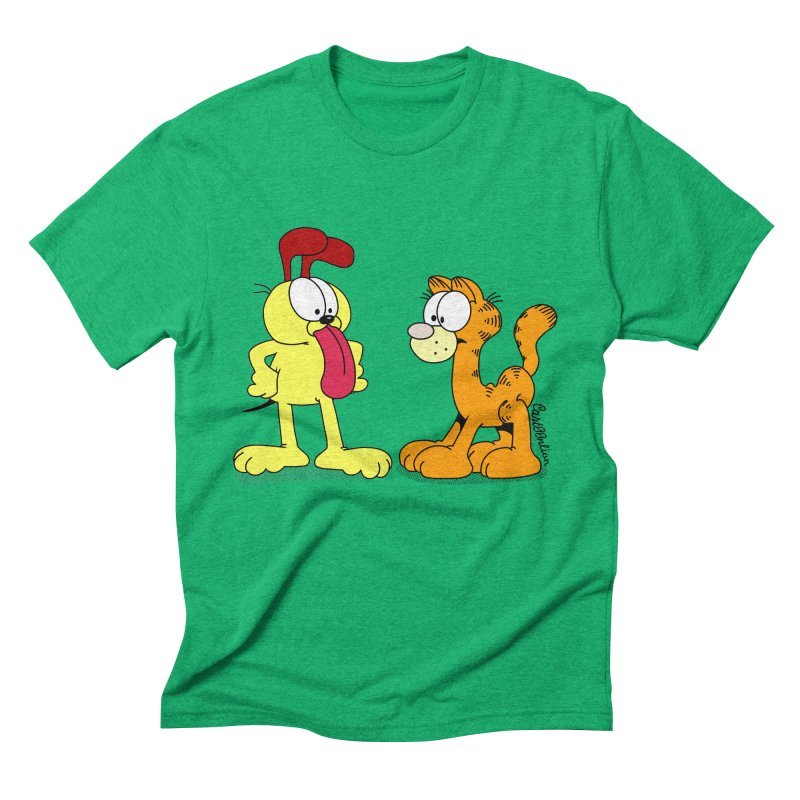 Oddfield Men's Triblend T-Shirt by Cart00nlion's Artist Shop