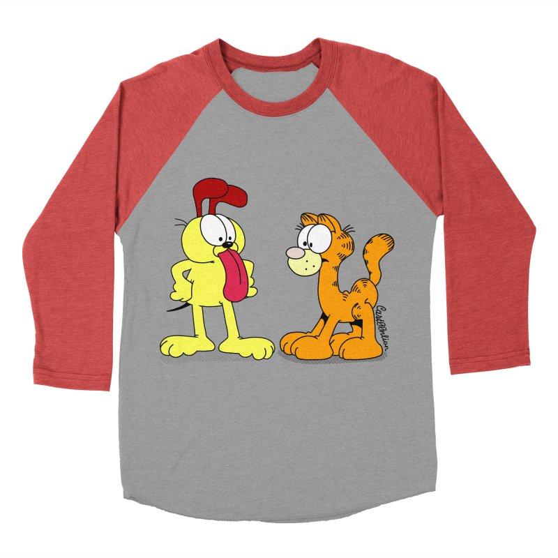 Oddfield Men's Baseball Triblend T-Shirt by Cart00nlion's Artist Shop