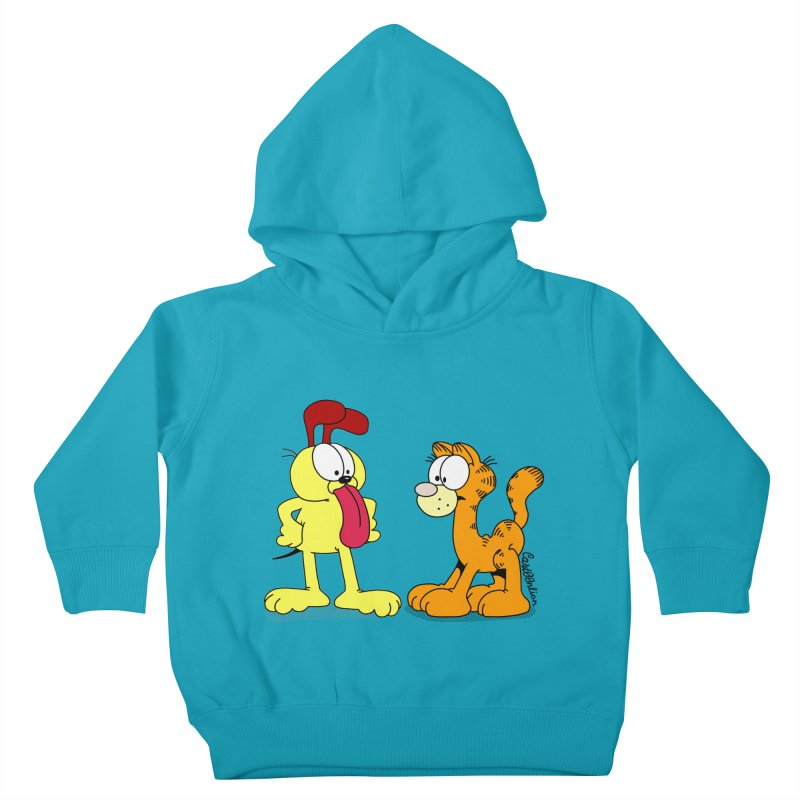 Oddfield Kids Toddler Pullover Hoody by Cart00nlion's Artist Shop