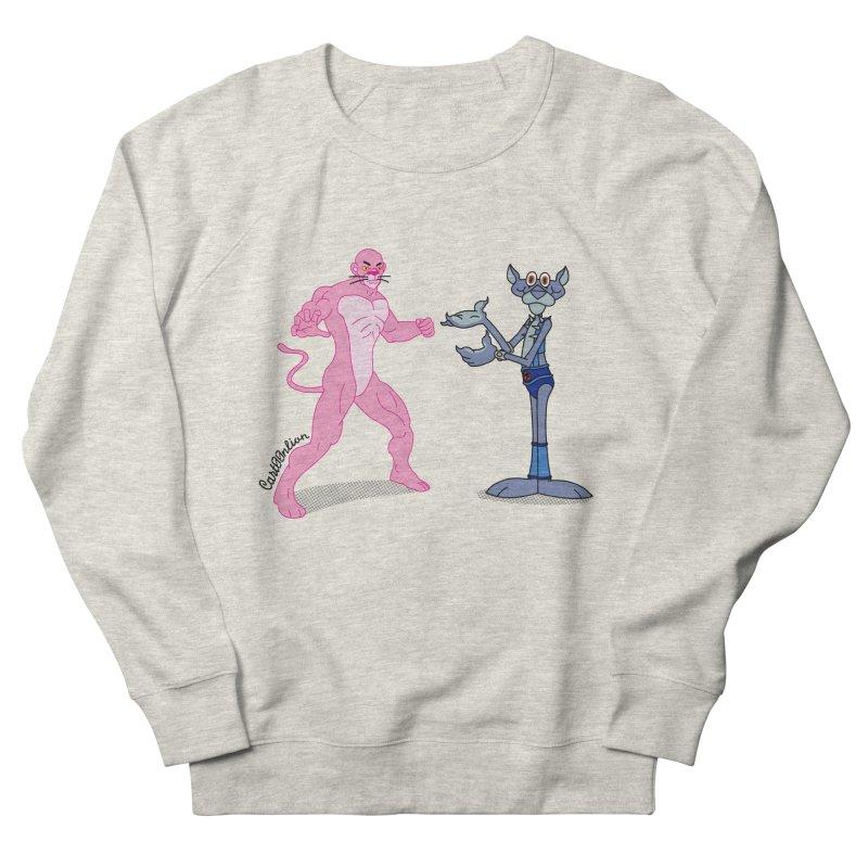 Pink Panthro Women's Sweatshirt by Cart00nlion's Artist Shop