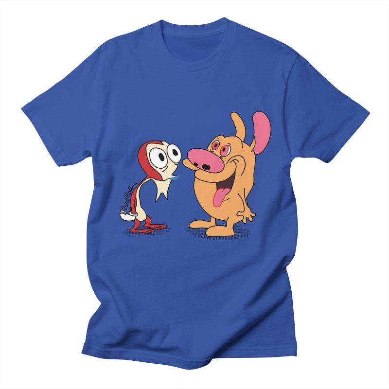 Sten & Rimpy Men's T-shirt by Cart00nlion's Artist Shop