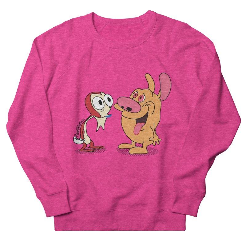 Sten & Rimpy Women's Sweatshirt by Cart00nlion's Artist Shop