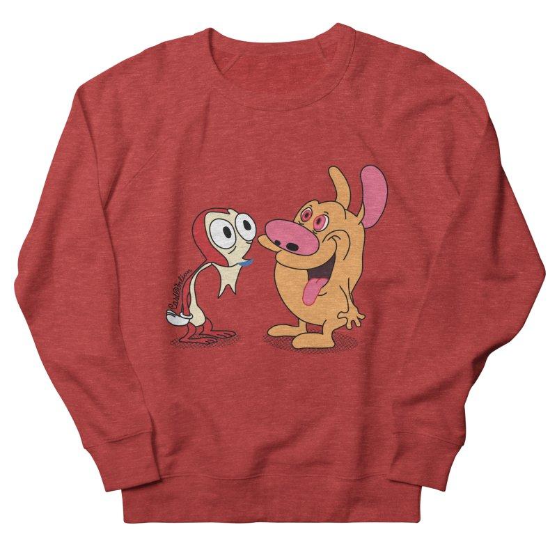 Sten & Rimpy Men's Sweatshirt by Cart00nlion's Artist Shop