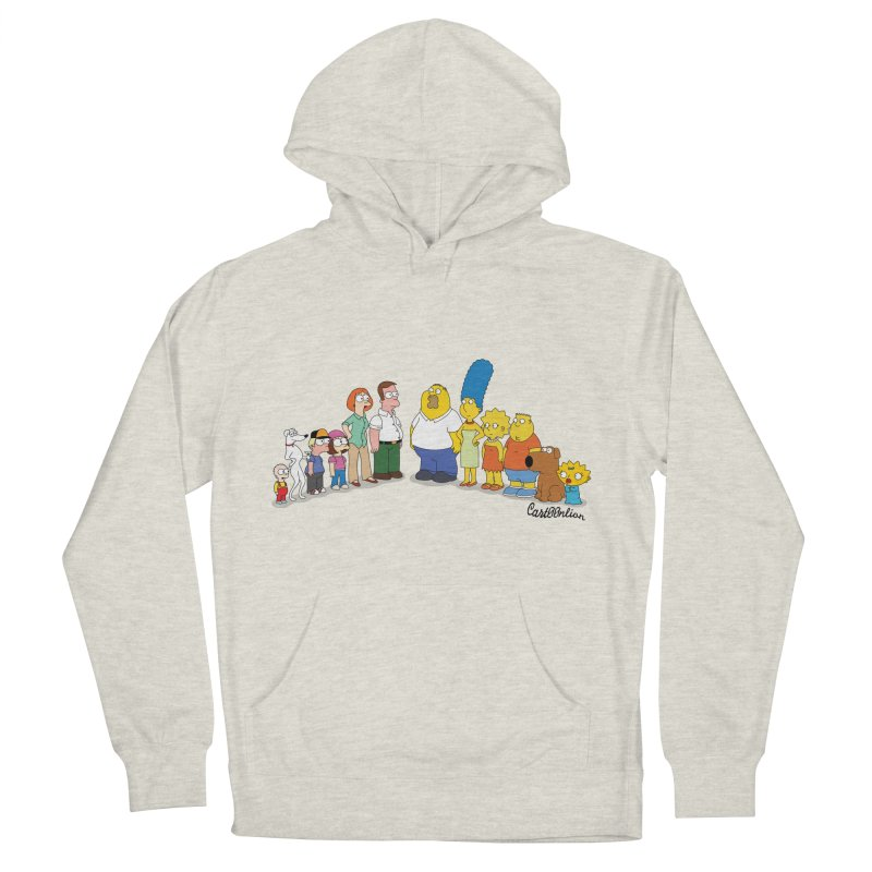 The Griffsons Women's Pullover Hoody by Cart00nlion's Artist Shop