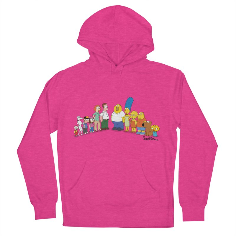 The Griffsons Men's Pullover Hoody by Cart00nlion's Artist Shop