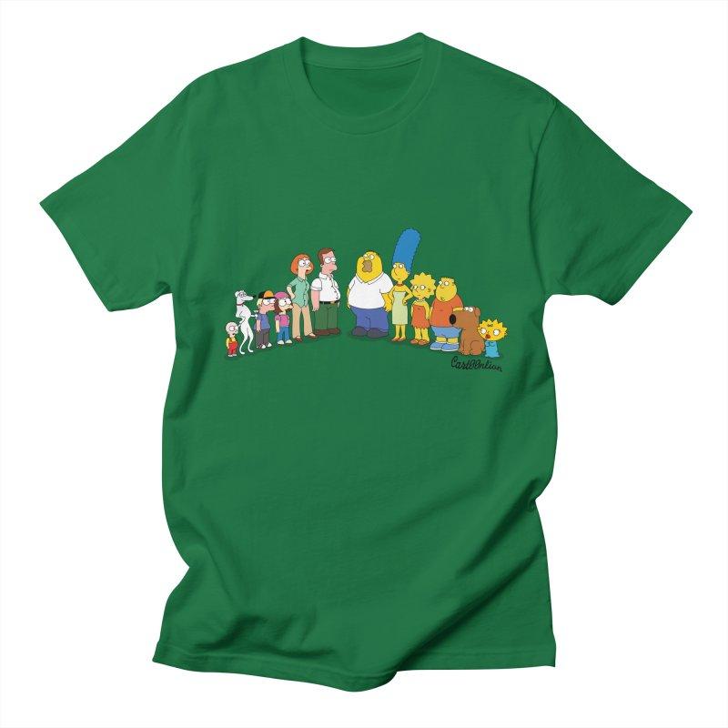 The Griffsons Men's T-shirt by Cart00nlion's Artist Shop