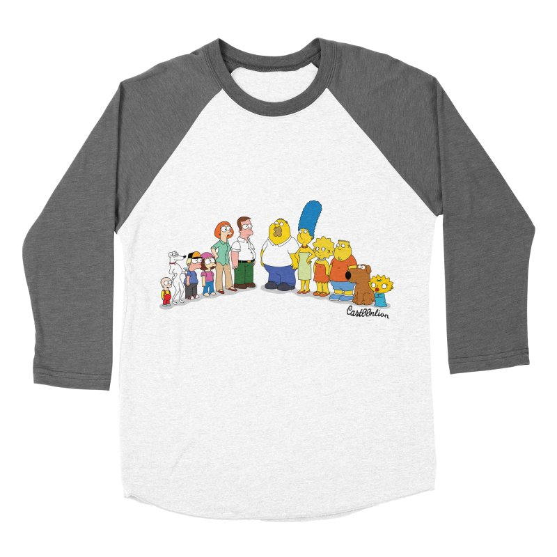 The Griffsons Women's Baseball Triblend T-Shirt by Cart00nlion's Artist Shop