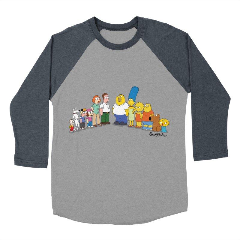 The Griffsons Men's Baseball Triblend T-Shirt by Cart00nlion's Artist Shop