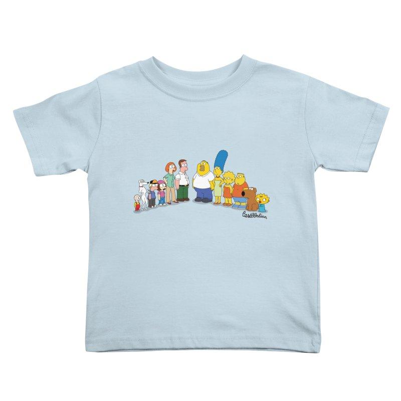 The Griffsons Kids Toddler T-Shirt by Cart00nlion's Artist Shop