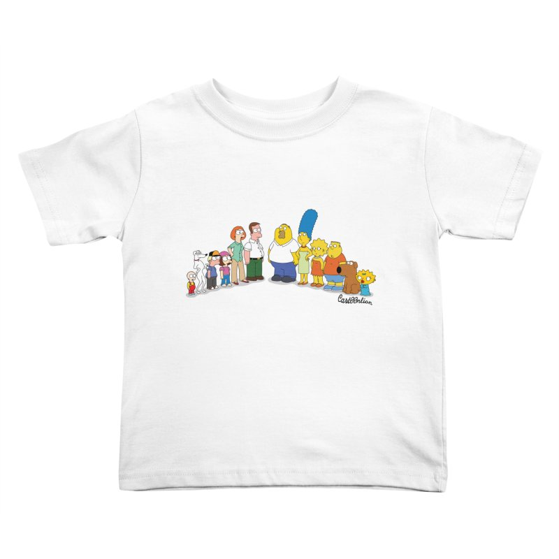 The Griffsons Kids Toddler T-Shirt by Cart00nlion's Artist Shop