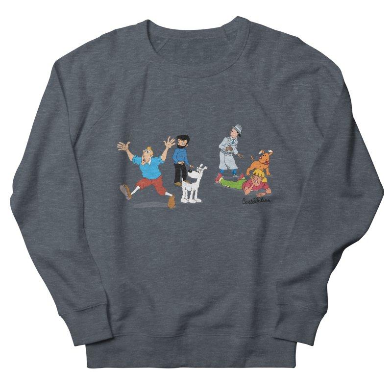 Tinspector Gadget Women's Sweatshirt by Cart00nlion's Artist Shop