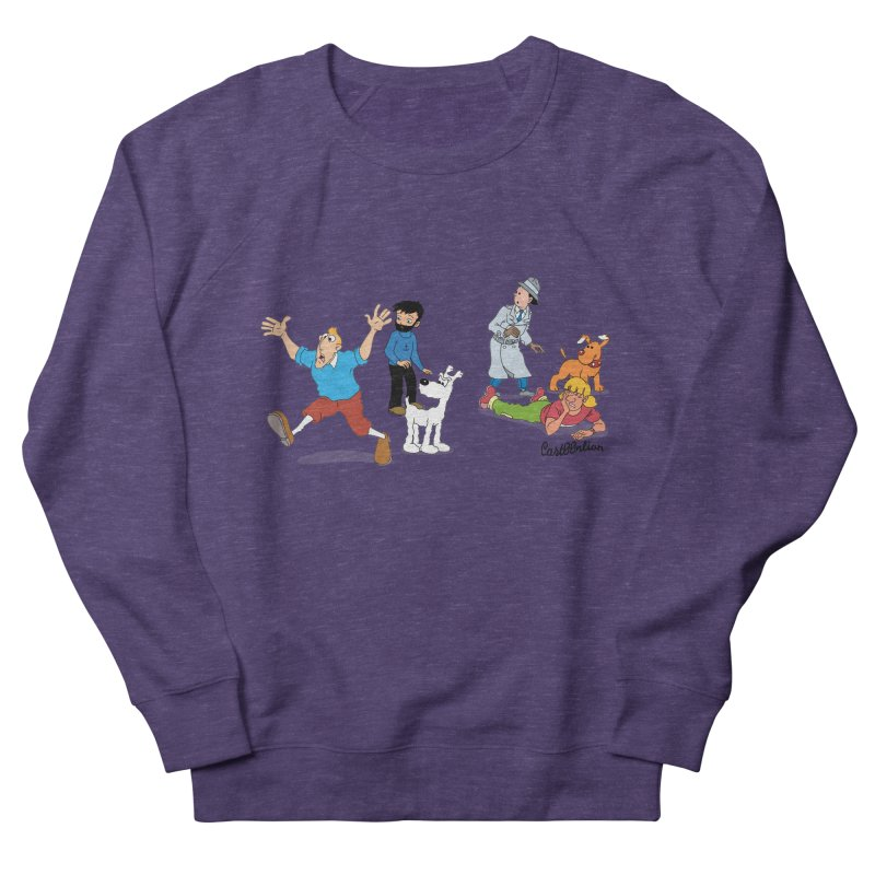 Tinspector Gadget Men's Sweatshirt by Cart00nlion's Artist Shop