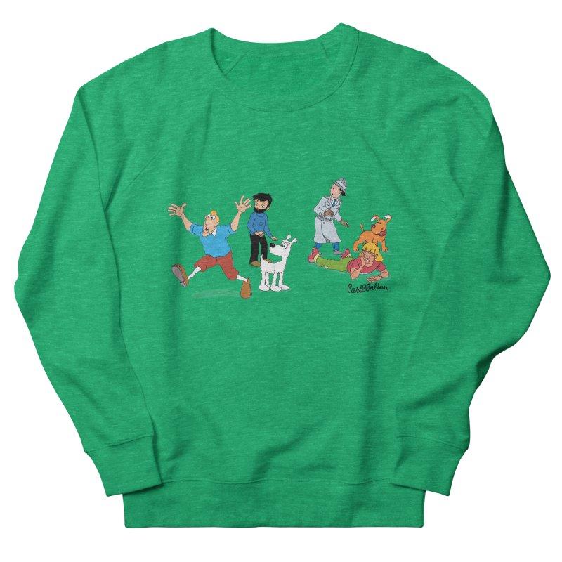 Tinspector Gadget Men's Sweatshirt by Cart00nlion's Artist Shop