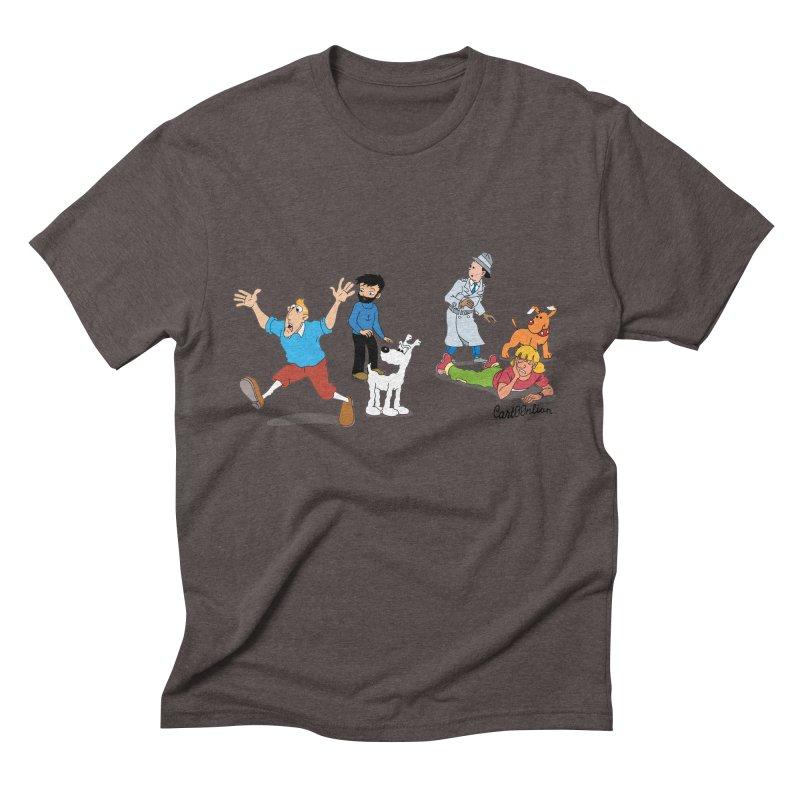 Tinspector Gadget Men's Triblend T-Shirt by Cart00nlion's Artist Shop