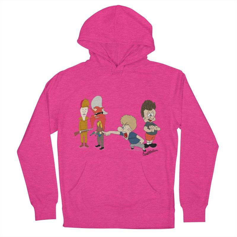 Yoseavis & Fuddhead Women's Pullover Hoody by Cart00nlion's Artist Shop