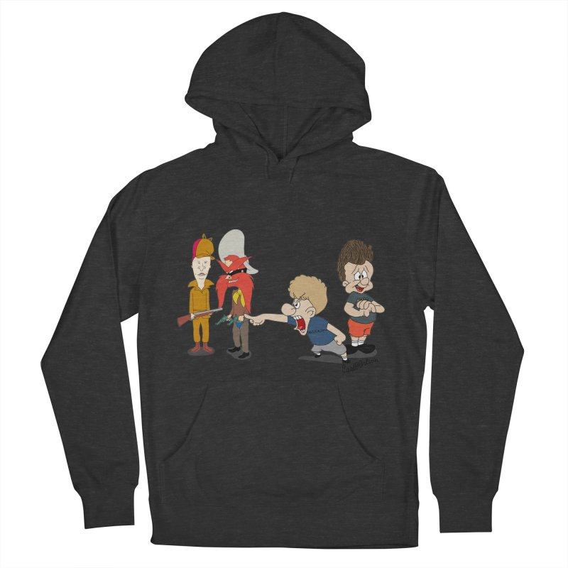 Yoseavis & Fuddhead Men's Pullover Hoody by Cart00nlion's Artist Shop