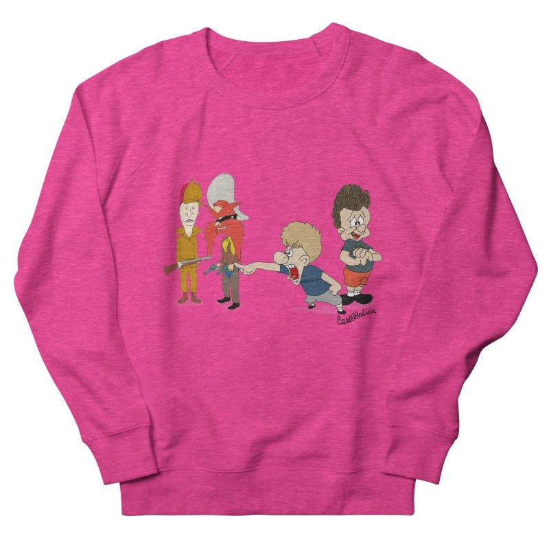 Yoseavis & Fuddhead Women's Sweatshirt by Cart00nlion's Artist Shop