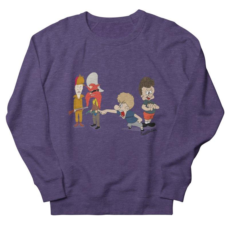 Yoseavis & Fuddhead Men's Sweatshirt by Cart00nlion's Artist Shop