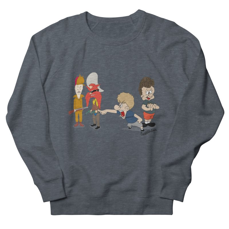 Yoseavis & Fuddhead Men's Sweatshirt by Cart00nlion's Artist Shop