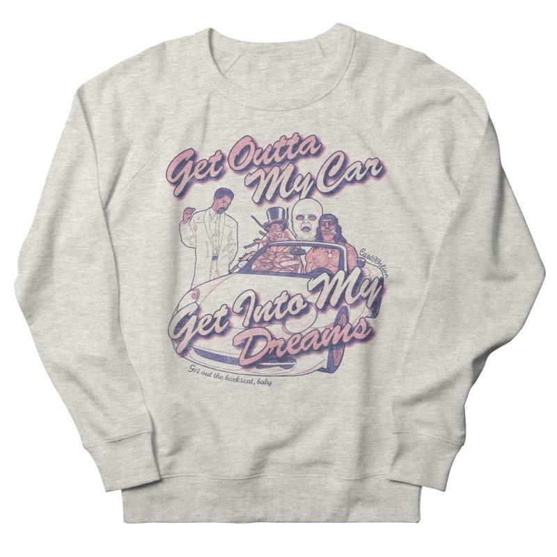 Get Outta My Car Women's Sweatshirt by Cart00nlion's Artist Shop