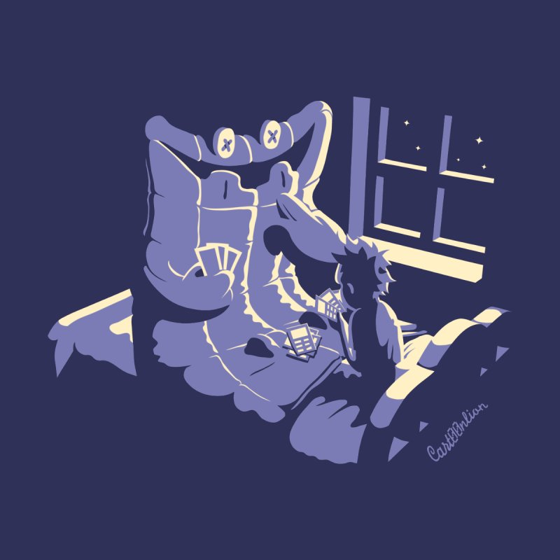 Duvet Monster by Cart00nlion's Artist Shop