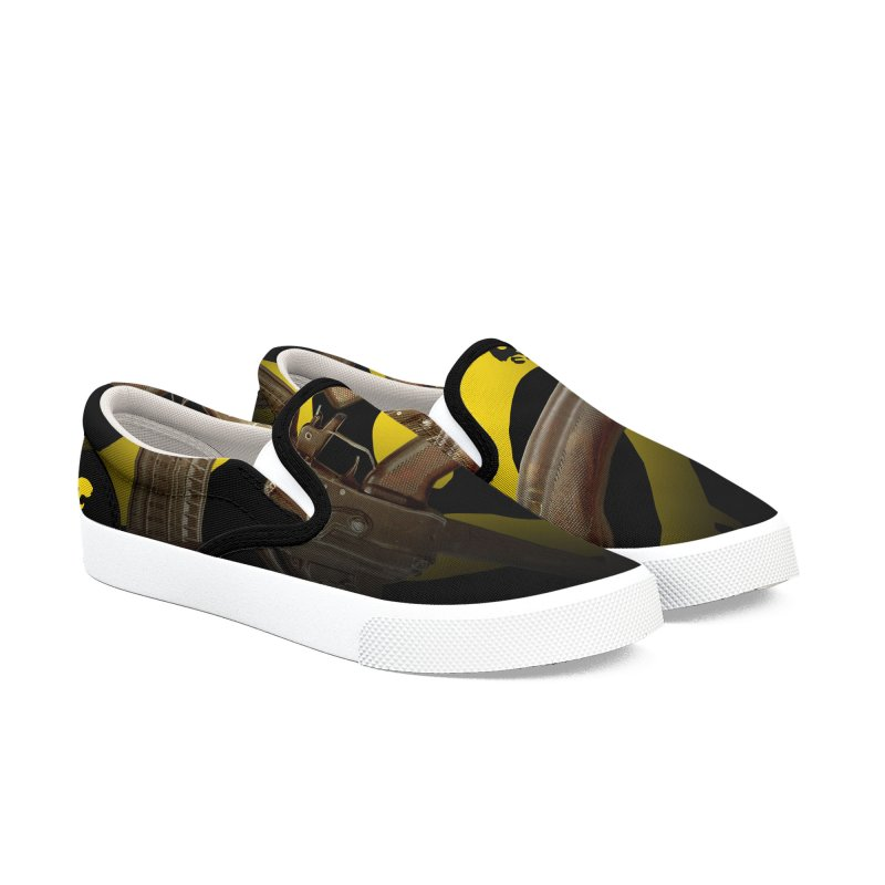 CasaNorte - Rynkky Women's Slip-On Shoes by Casa Norte's Artist Shop