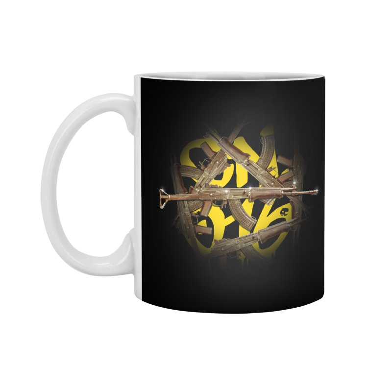 CasaNorte - Rynkky Accessories Standard Mug by Casa Norte's Artist Shop
