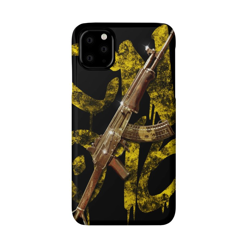 CasaNorte - Rynkky Accessories Phone Case by Casa Norte's Artist Shop